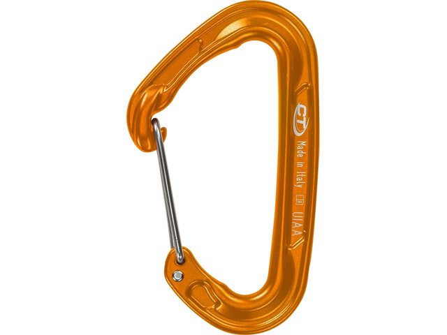 Climbing Technology Fly-Weight Evo Mousqueton, lobster colour